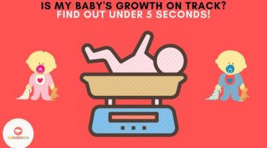 Height And Weight Chart For Babies Calculator