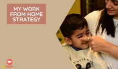 Work from home Mom - Ways I managed a balance