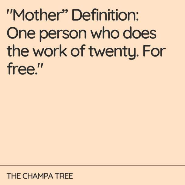 Definition of mother - Quote