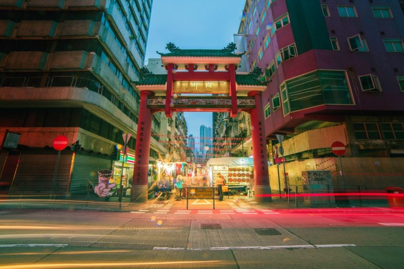 Temple - Places to visit in Hong Kong