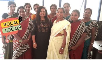 Vocal For Local – Sangopan Health And Wellness Initiative For New Mothers