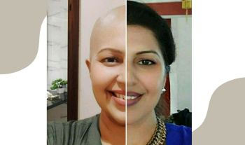 Real Mom Megha Bajpai On Her Fight With Ovarian Cancer