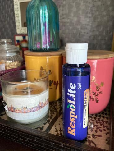Post nasal drip - Respolite for vaporisation