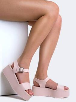 nude-jelly-sandal