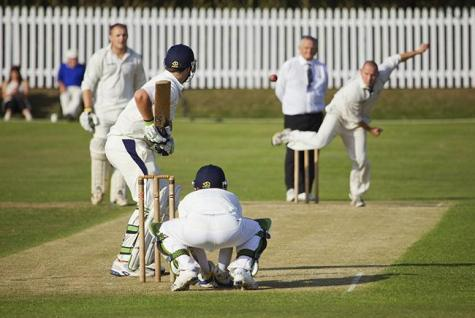 Cricket grabs OHS students' attention