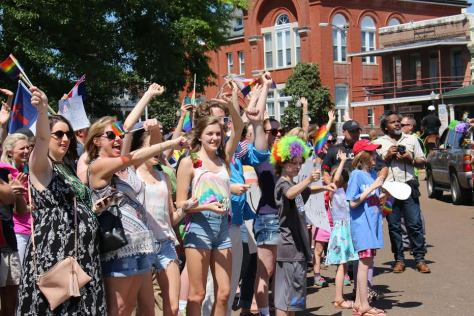 Gay Pride Parade Photo Gallery