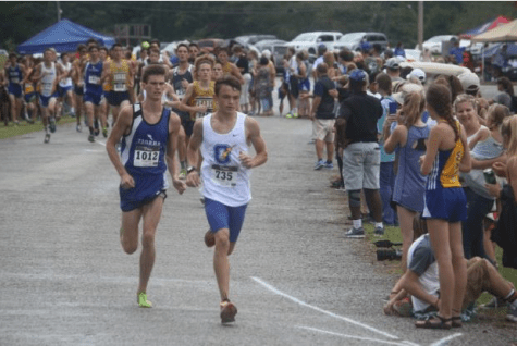 OHS cross country teams compete at Saltillo Invitational