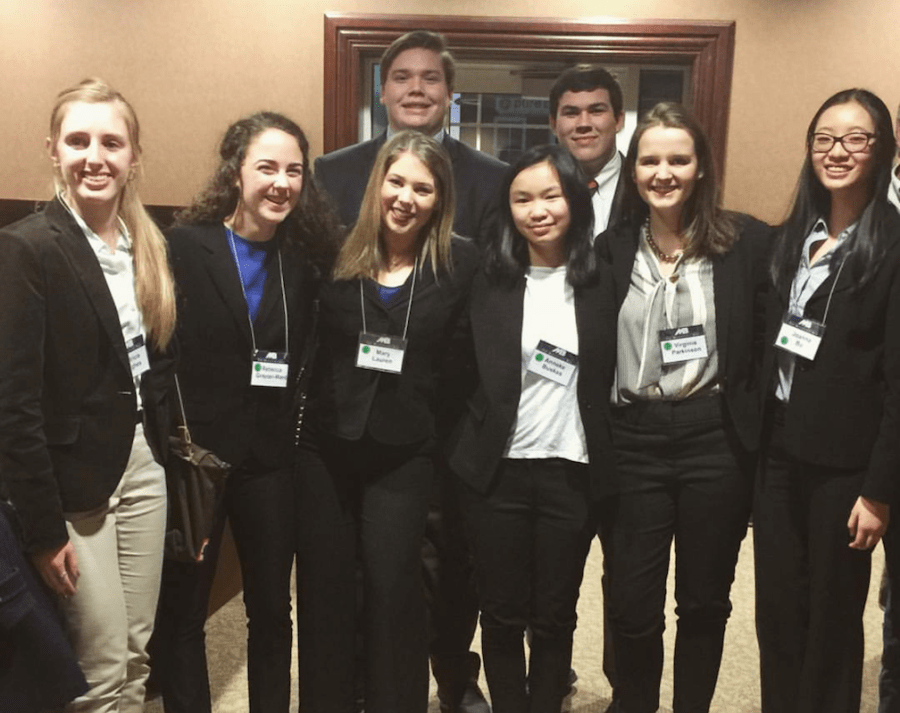 Mock Trial team goes undefeated at regional competition, prepares for state