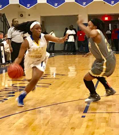 Chargers, Lady Charger hoops knock off New Hope on senior night