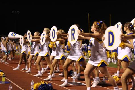 Chargers' ground game too much for Trojans on homecoming night