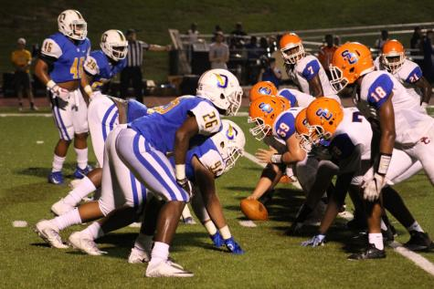 OHS football tames Tigers with ease