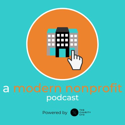 A Modern Nonprofit Logo