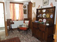 Inside Charles Causley's House