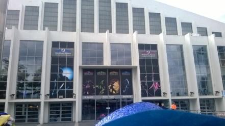 The Wembley arena