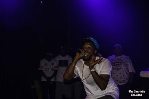 AMCS Bodega Featuring: Curren$y (Charlotte 2015 Summer Show)