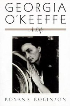 Book Cover Georgia O'Keeffe by Roxana Robinson. 6 Business Tips For Artists from Georgia O'Keeffe.