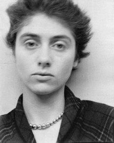 Photo: © Allan Arbus/The Estate of Diane Arbus, LLC. (Screen test of Diane Arbus made by Allan Arbus in c. 1949
