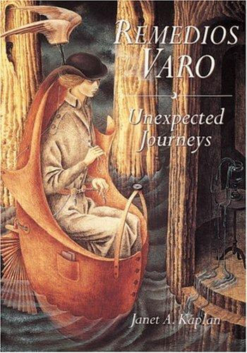 Remedios Varo: Unexpected Journeys, book cover