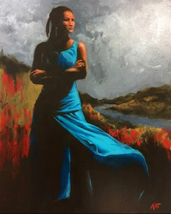Sacred by Kat Bergman