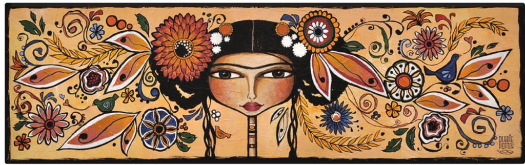 illustration of Frida for 51 blog post topics