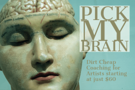 Pick my brain coaching package, charmed studio