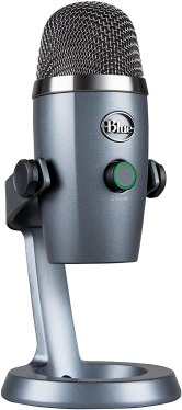 Microphone for Zoom , Blue Yeti