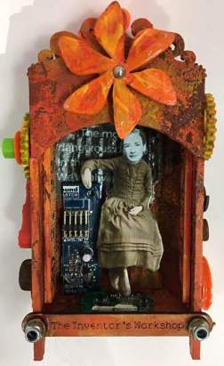 female scientist Grace Hopper