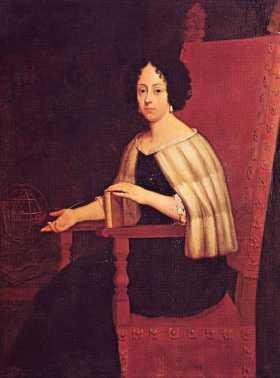 great female scientist Piscopia