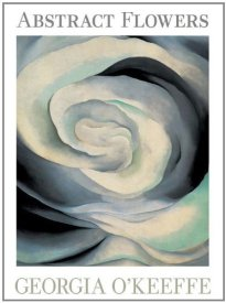 Spiral abstraction by O'Keeffe for stolen stone post