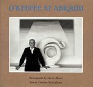 O'keefe book cover for O'Keeffe's stone
