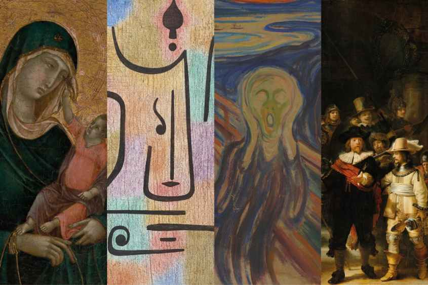 Mostly free resources for artist from the Met