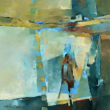 abstract painting for how artists can make more money post