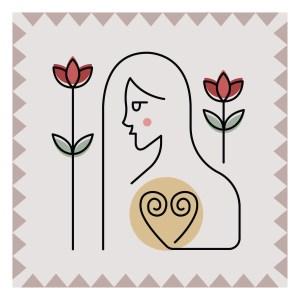Sarah xiong artwork Seeking Refuge for Facebook free post