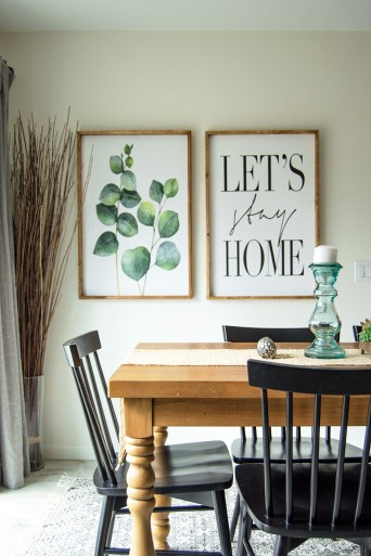 Sharing My Spring Transitional Home Decor The Charming Detroiter
