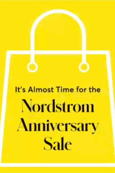 The 2019 Nordstrom Anniversary Sale will be here before we know it, so let's recap everything we know about the sale and why you'll want to shop it!