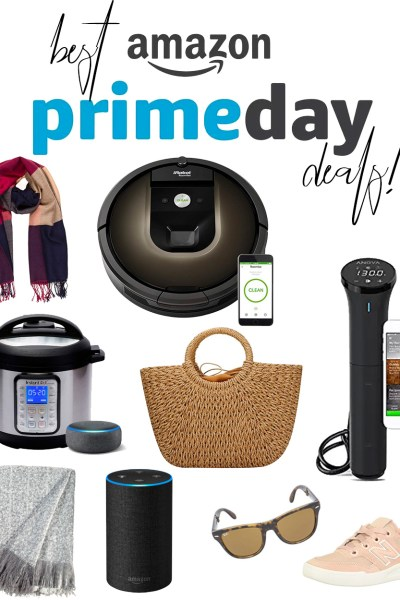 Amazon Prime Day 2019 is officially here! Here are the must-have deals of the day for the home, for the fashionista, and for the foodie!
