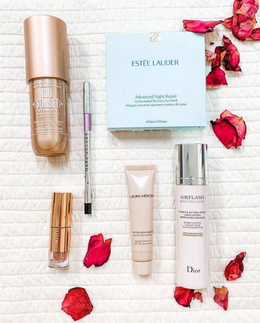Today I'm sharing all my recent beauty favorites! From new makeup finds to skincare routine must-haves for the season, be sure to check them out today!