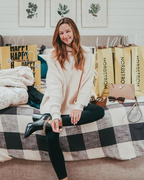 It's here! The Nordstrom Anniversary Sale 2021 is finally here and I'm sharing part one of my try on haul today: all of the great pieces I found in store today!