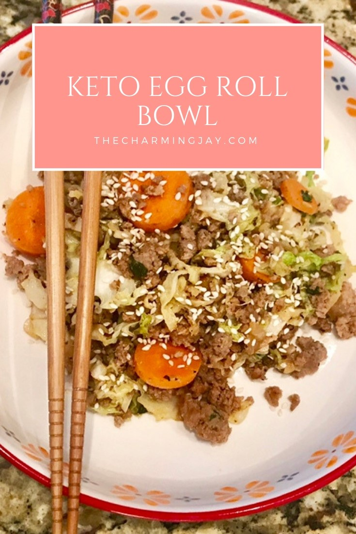 Egg Roll Bowl