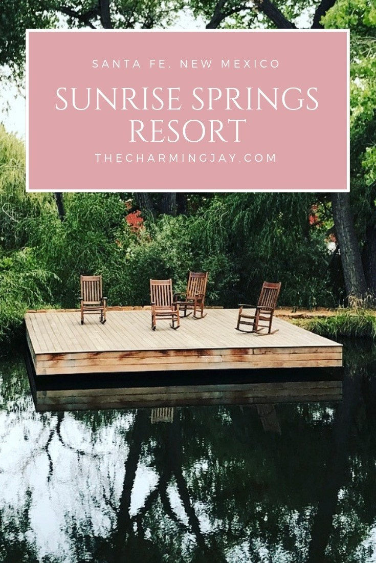 Sunrise Springs Resort and Spa