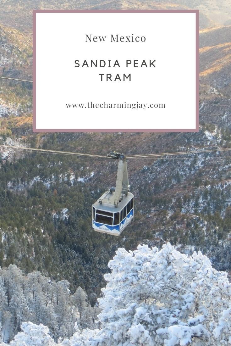 Sandia Peak Tram, Albuquerque, NM