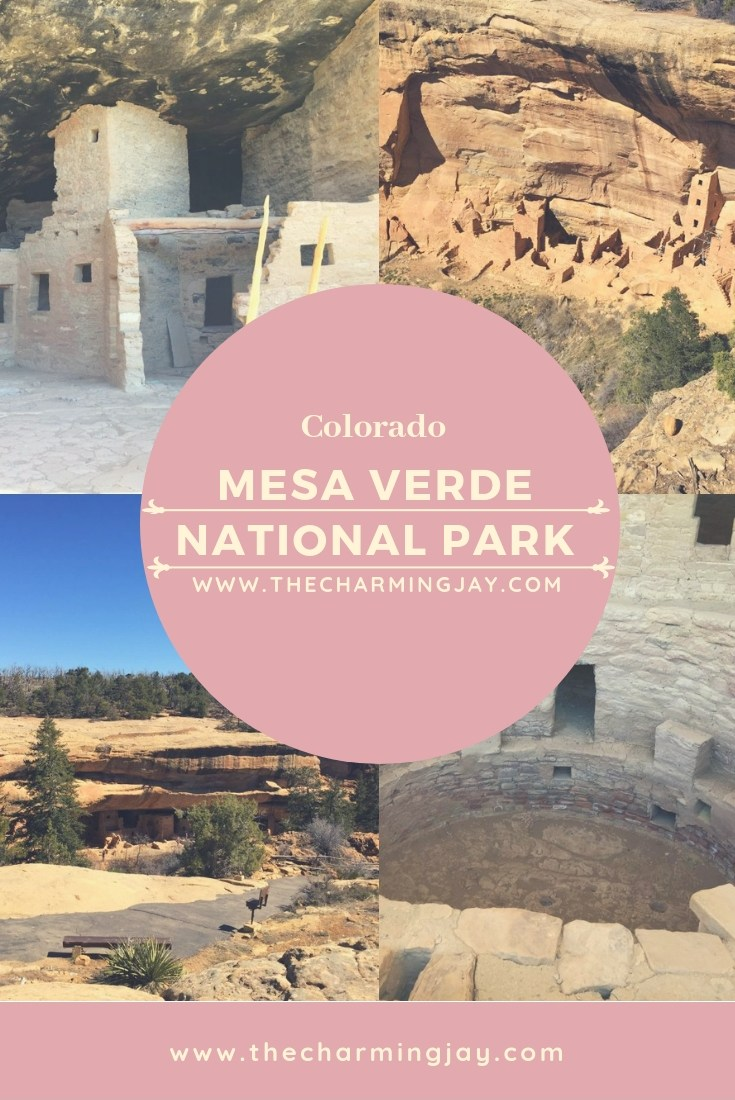 Traveling Mesa Verde National Park