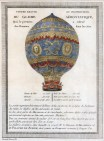 "The Montgolfier brothers' ""Globe Aerostatique"" (1783)"