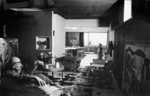 Appartement 24, rue Nungesser et Coli, Boulogne-Billancourt Salon