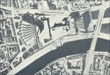 Urbanistic overview of Le Corbusier's plans for the Palace of the Soviets (1931)