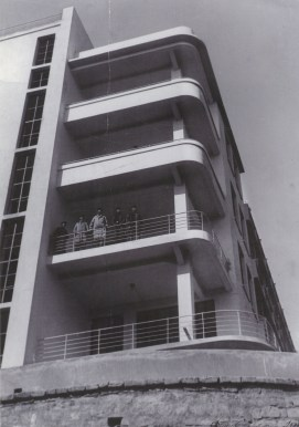Alesei Shchusev, hotel in Sochi, USSR (1928)