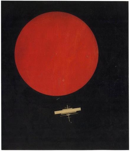 Il'ia Chashnik, Kosmos (1925)