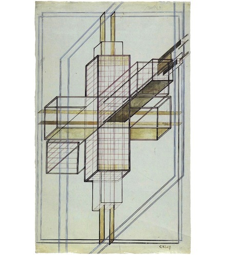 Klutsis, Composition 1921