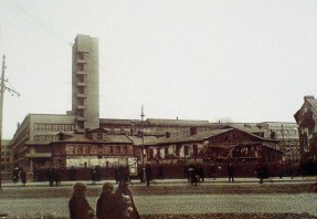Nikolai Trotskii, Stachek region (1933)
