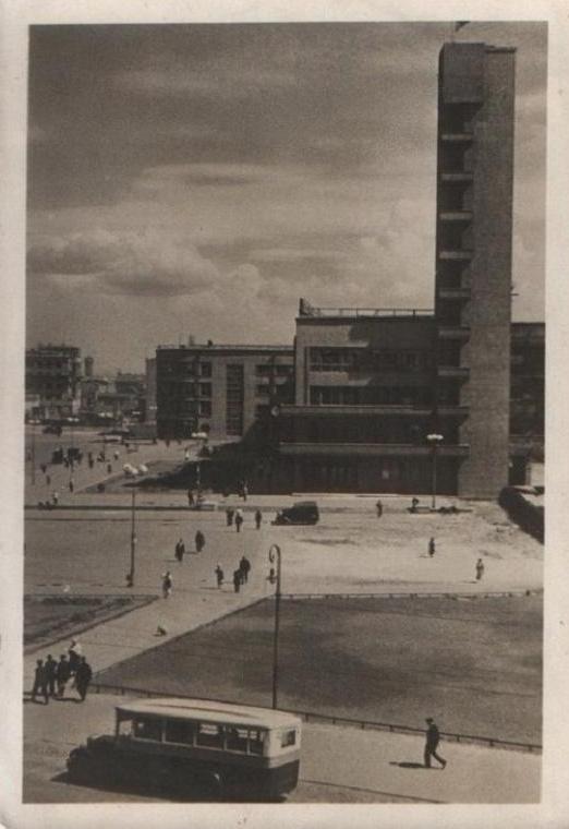 Nikolai Trotskii, Stachek region (1933). Photo 1939.